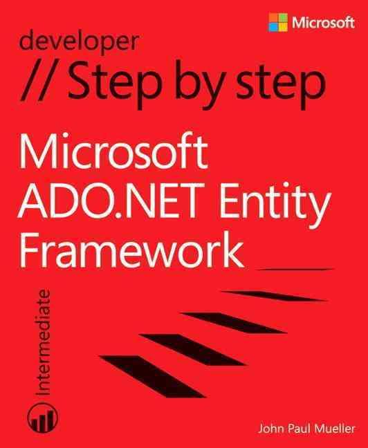Microsoft Ado.net Entity Framework Step by Step By Mueller, John Paul